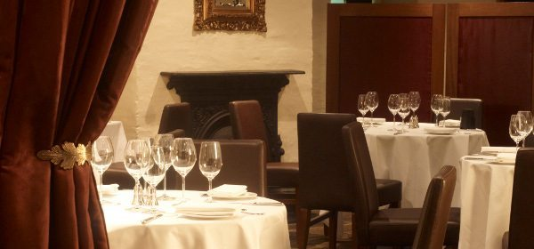 Dining at Dax Restaurant Dublin Ireland
