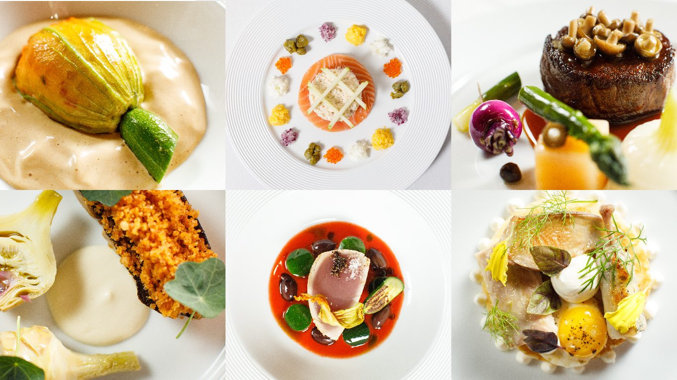 Fine Dining in Dublin - Our Menus - Dax Restaurant