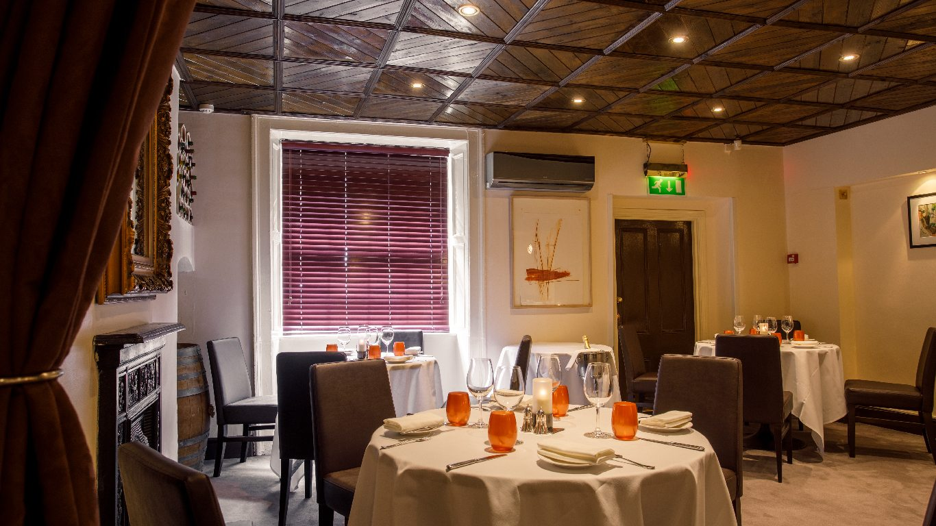 Charming Service And Outstanding Modern Irish Cooking Ensure Dax S Future As One Of The Finest Most Exciting Restaurants In Dublin